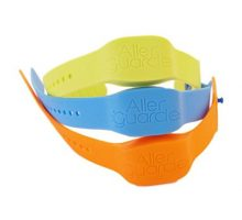 AllerGuarder Bluetooth Food Allergy Bracelet  The Only Allergy Bracelet With Technology To Notify & Alert Others About Your Child's Food Allergies