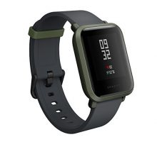 Amazfit Bip Smartwatch by Huami with Allday Heart Rate and Activity Tracking Sleep Monitoring GPS UltraLong Battery Life Bluetooth US Service and Warranty