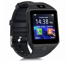 DZ09 Bluetooth Smart Watch  Aeifond Touch Screen Smart Wrist Watch Smartwatch Phone Fitness Tracker With Camera Pedometer SIM TF Card Slot for iPhone IOS Samsung Android for Men Women Kids