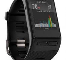 Garmin vívoactive HR GPS Smart Watch Regular fit  Black