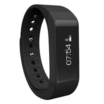 Efanr Bluetooth Smart Watch Wrist Phone Mate Bracelet Wristband Activity Sport Exercise Fitness Sleep Tracker Pedometer for Android IOS Smartphone iPhone 6S Plus Xperia HTC LG Samsung