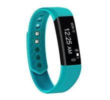 Fitness TrackerFITFIRE Superthin Activity Tracker Wearable Smart Bracelet