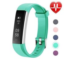 Letsfit Fitness Tracker Green