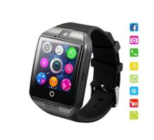 Smart WatchMalaSport Bluetooth SmartWatch with Camera SweatProof Support SIM Card TouchScreen Function Sport Fitness Tracker