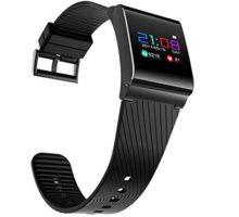 Tiean X9 Pro HR Bluetooth 40 Colorfol LED Smart Wrist Watch Bracelet Sport Watches