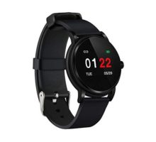 Smart Wristband Bracelet with Blood Pressure Heart Rate Monitor | Health Sport Band Watch Bluetooth Waterproof IP67 with Pedometer Calorie Counter for iPhone & Android