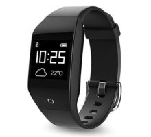 Coffea Fitness Tracker Activity Tracker Watch with Heart Rate Monitor 5 ATM IP68 Waterproof Smart Bracelet with Music Player Pedometer Calorie Counter for Android and iOS Smartphones