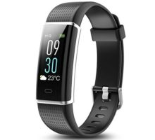 Cood Fitness Tracker N3 Activity Tracker Heart Rate and Sleep Monitor Bluetooth Fitness Wristband Bracelet Waterproof Smart Wristband for Android & iOS