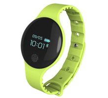 KOKOBUY Bluetooth Smart Bracelet IP65 Waterproof Fitness Activity Tracker GPS Tracker Sleep Monitor Step Counter Pedometer Calorie Burns Shake for Camera Smart Watch for Kids and Adults