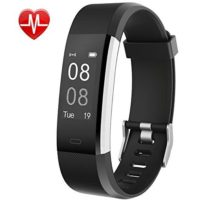 Willful Fitness Tracker with Heart Rate Monitor Fitness Watch Activity Tracker IP67 Waterproof Slim Smart Band with Step Calorie Counter 14 Sports Mode Sleep MonitorPedometer for Kids Women Men