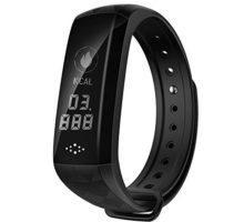 Smart Band Waterproof IP67 Activity Tracker Fitness Watch With Sustained Heart Rate Monitor USB charging Calorie Counter Sleep Tracker Wireless Bluetooth Bracelet for iOS &Android
