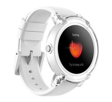 Ticwatch E Super Lightweight Smart Watch Ice14 inch OLED Display Android Wear 20Compatible with iOS and Android Google Assistant