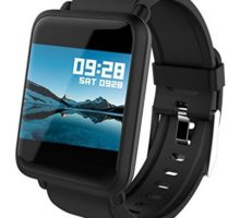 Fitness Tracker Smart Watch Bluetooth for Android iOS Heart Rate Blood Pressure Monitor Swimming Sports Activity Tracker Watch