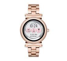 Michael Kors Access Women's Smartwatch Sofie Rose GoldTone Stainless Steel MKT5022