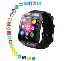 Smart Watch with Camera  Bluetooth Smartwatch with Sim Card Slot Fitness Activity Tracker  Sport Watch for Android Smartphones