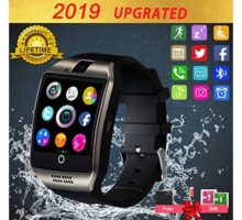 Smart WatchSmartwatch for Android Phones Smart Watches Touchscreen with Camera Bluetooth Watch Phone Waterproof Watch Cell Phone Compatible Android Samsung iOS i Phone XS X8 7 6 5 Men Women Youth