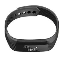 Fitness Tracker ID115 Smart Bracelet IP67 Waterproof Bluetooth Notification Push Sleep