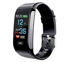 Smart Wristbands Watch Fitness Tracker Blood Pressure Heart Rate Monitor IP67 Waterproof Fitness Tracker Pedometer Sport Bracelet