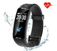 Letuboner Fitness Tracker Color Screen Activity Tracker with Heart Rate Monitor Watch PedometerIP67 Waterproof Sleep Monitor Step Counter for Android and iPhone