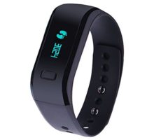 Ployer Waterproof Smart Bracelet Fitness Tracker and Smart Wristband P8 with Bluetooth for Android Phone and iPhone