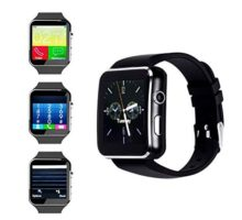 Smart Watch for Android PhonesASOON Bluetooth Touch Screen Smart Watch Support SIM Card Pedometer Sleep Monitor for Samsung LG Galaxy Note Sony Nexus