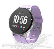 UniqueFit Smart Watch Fitness Tracker Smart Watch IP67 Waterproof Activity Tracker Sleep Monitor Step Counter Smart Sports Watch for Kids Women and Men