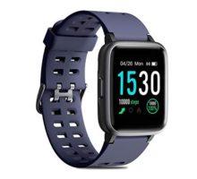 CHEREEKI Fitness Tracker Fitness Watch with Heart Rate Monitor Waterproof IP68 Smartwatch Stop Watch Step Counter Calorie Counter Sleep Monitor Activity Tracker for Men Women Kids