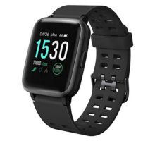 LETSCOM Fitness Tracker Activity Tracker with Heart Rate Monitor Pedometer Sleep Monitor Step Counter Calorie Counter Waterproof Smart Watch for Women Men