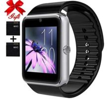 Smart Watch for Android Phones with SIM Card Slot Camera Bluetooth Watch Phone Touchscreen Compatible iOS Phones Smart Fitness Watch with Sleep Monitor sedentary Reminder for Men Women Kids