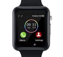YIIXIIYN Smart Watch Bluetooth Smart Watch Sport Fitness Tracker Wrist Watch Touchscreen with Camera SIM SD Card Slot Watch Compatible iPhone iOS Samsung LG Android Women Men Kids