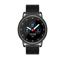 Applicable to Android and IOS Bluetooth Smart Bracelet 2019 version IP68 waterproof Equipped with heart rate monitorActivity trackerCalorie counter Pedometer sleep monitoring Full touch 108 inch