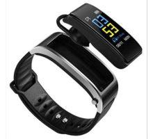 Deysen 2in1 Smart Bracelet with Bluetooth EarphoneSmart Bracelet Talk Band