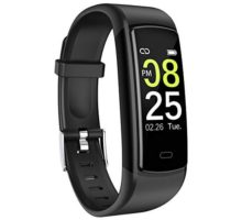 SIKADEER Fitness Tracker Activity Tracker Waterproof Health Tracker with Heart Rate Monitor Sleep Monitor Step Counter Calories Fitness Watch for Women Men Kids 【2019 New Version】