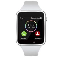 Wzpiss Smart Watch Bluetooth Smartwatch Touchscreen Wrist Watch Sports Fitness Tracker with Camera Pedometer SIM SD Card Slot Compatible Samsung Android iPhone iOS for Kids Women Men