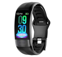 HalfSun Fitness Tracker Activity Tracker Smart Bracelet with Heart Rate Monitor Blood Pressure Monitor Waterproof Smart Watch with Sleep Monitor Calorie Counter Pedometer