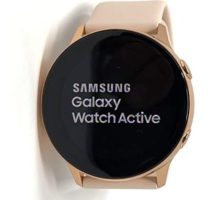 Samsung Galaxy Watch Active  40mm IP68 Water Resistant Wireless Charging SMR500N International Version