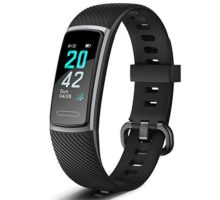 Letsfit Fitness Tracker Activity Tracker with Heart Rate Monitor Pedometer Watch with Sleep Monitor Step Calorie Counter Smart Bracelet for Kids Women and Men