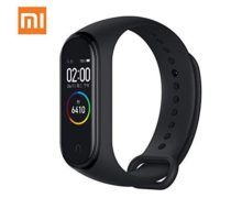 Xiaomi Mi Band 4 Fitness Tracker Newest 095″ Color AMOLED Display Bluetooth 50 Smart Bracelet Heart Rate Monitor 50 Meters Waterproof Bracelet with 135mAh Battery up to 20 Days Activity Tracker
